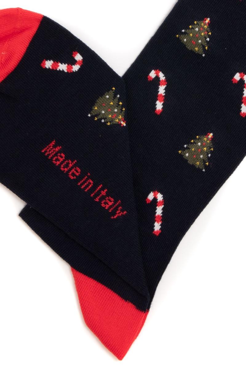 calza-uomo-corta-natalizia-albero-e-caramelle
