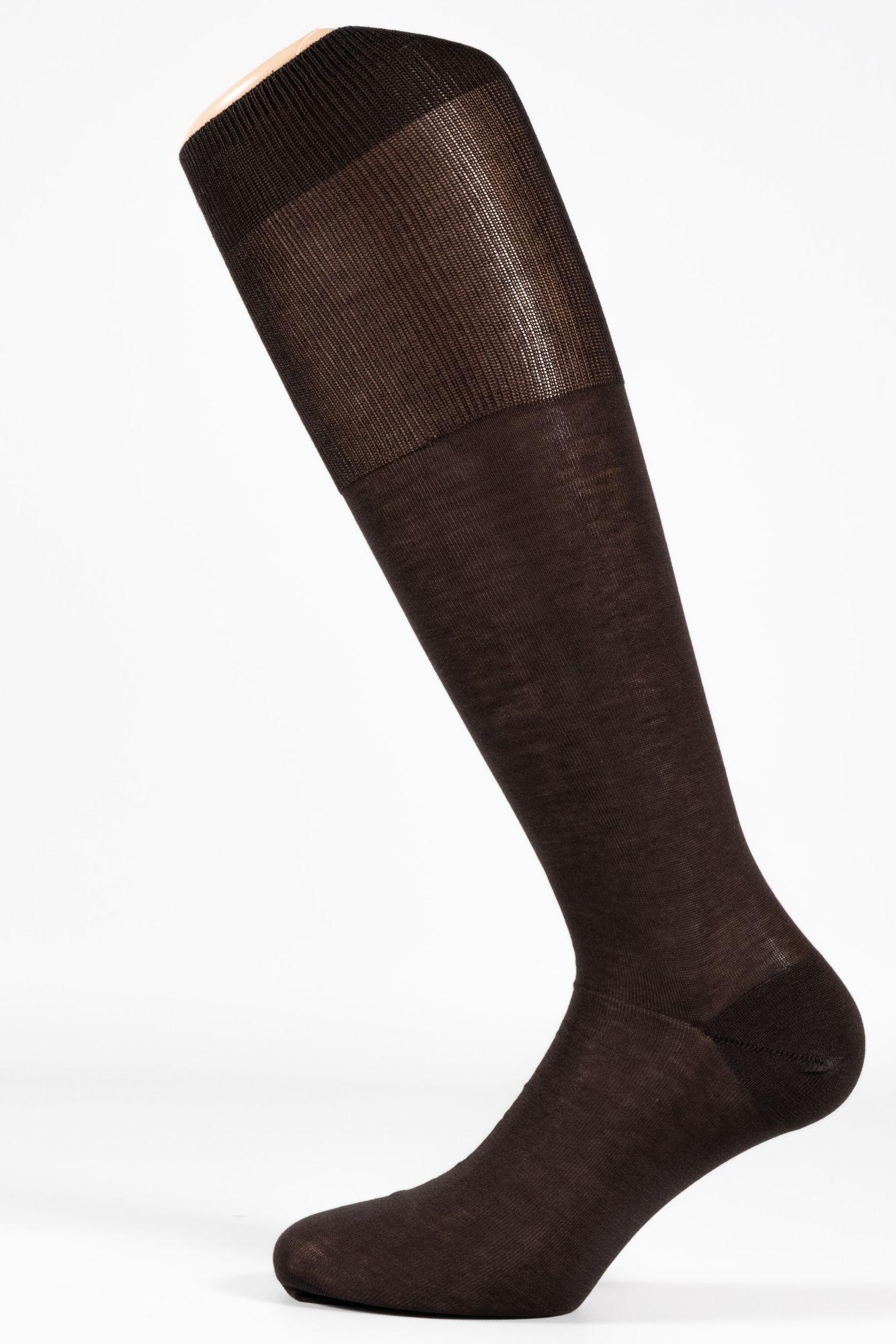 calza-classica-lunga-con-polsino-inglese-antracite